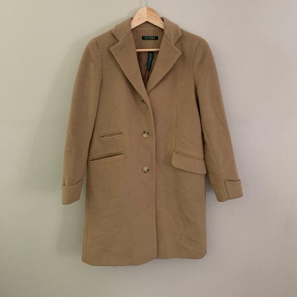 Ralph Lauren pea coat 🧥